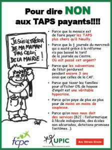non-TAPs-payants